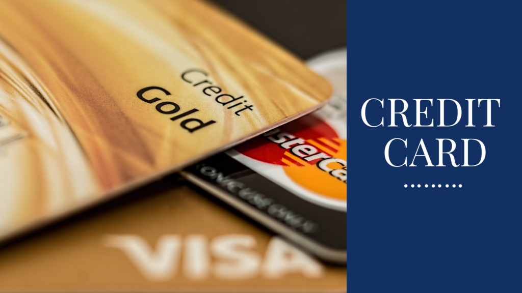 How To Get Credit Cards