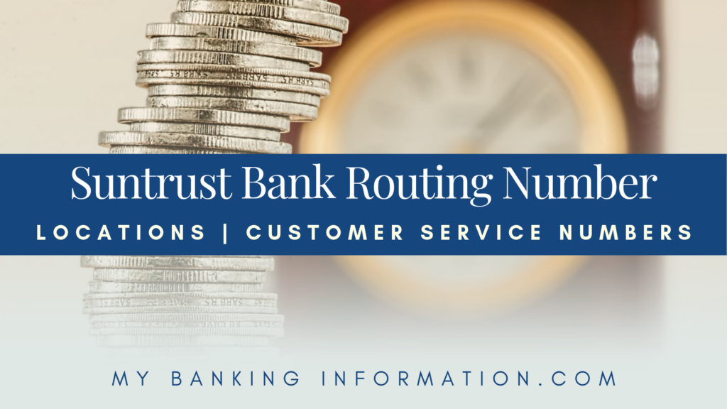 Awesome Swypeout The Routing Number Suntrust Wiring 101 Cajosaxxcnl