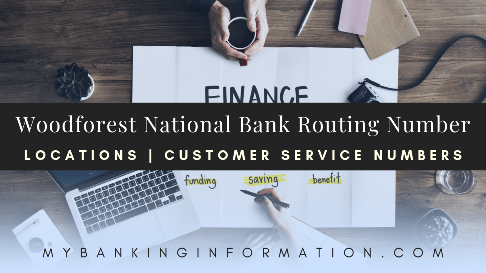 Woodforest National Bank Routing Number | Locations | Customer Service