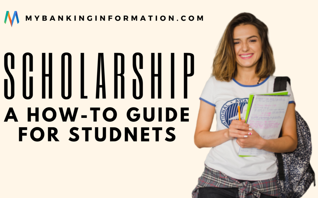 Apply for Scholarship : A How-to Guide for Students