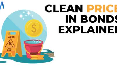 Bonds Clean Price [Explained]
