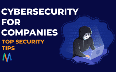 Cybersecurity for Companies – Top Security Tips [2020]