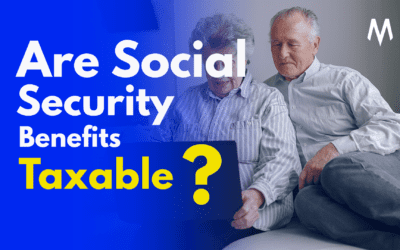Social Security Benefits Taxable?