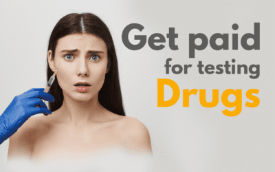 Get Paid for a Drug Trial {Earn up to $10K}