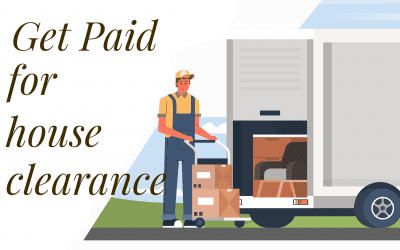 Get Paid for House Clearance